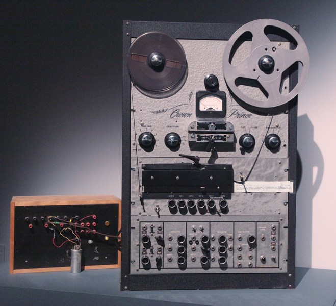 Audio System Synthesiser