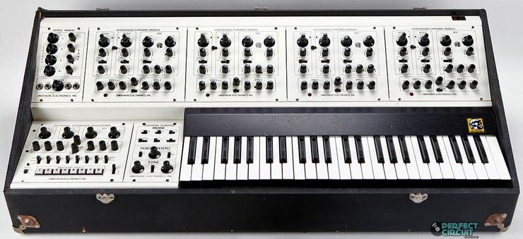 Oberheim Four-Voice
