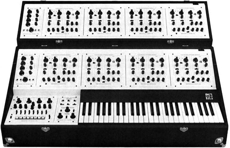 Oberheim Eight-Voice
